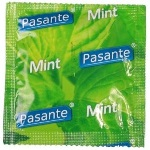 Pasante kondomy Mint - 1 ks