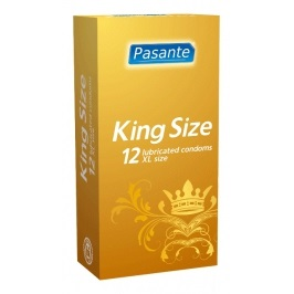 Pasante kondomy King Size 60 mm - 12 ks
