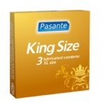 Pasante kondomy King Size 60 mm - 3 ks